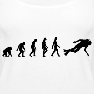 The Evolution of Scuba Diving Tops - Women's Premium Tank Top