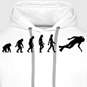 The Evolution of Scuba Diving Hoodies & Sweatshirts - Men's Premium Hoodie