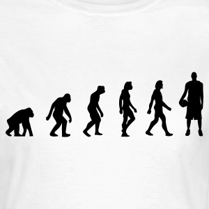 The Evolution of Basketball T-Shirts - Women's T-Shirt