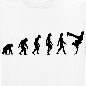 The Evolution of Breakdancing T-Shirts - Men's Breathable T-Shirt