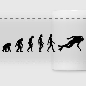 The Evolution of Scuba Diving Mugs & Drinkware - Panoramic Mug