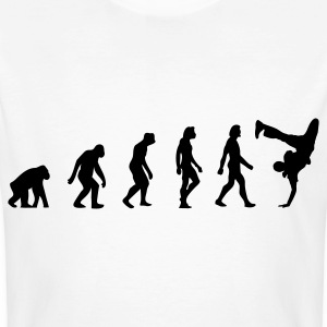 The Evolution of Breakdancing T-Shirts - Men's Organic T-shirt