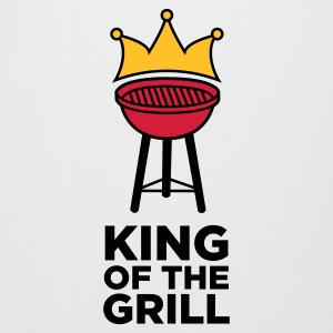 The King of the Grill Mugs & Drinkware - Beer Mug