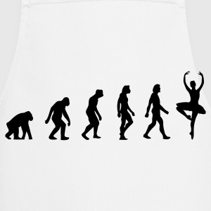 The Evolution of Ballerinas  Aprons - Cooking Apron