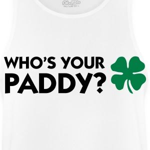 Who s your Paddy? Sports wear - Men's Breathable Tank Top