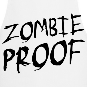 Zombie sure!  Aprons - Cooking Apron
