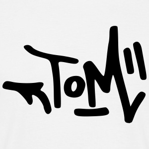 Graffiti Tom T-Shirts - Männer T-Shirt