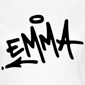 Graffiti Emma T-Shirts - Frauen T-Shirt
