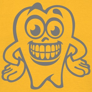 tooth smiley drawing 17 T-Shirts - Men's T-Shirt