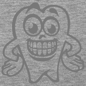 tooth smiley drawing 17 Tops - Women's Premium Tank Top