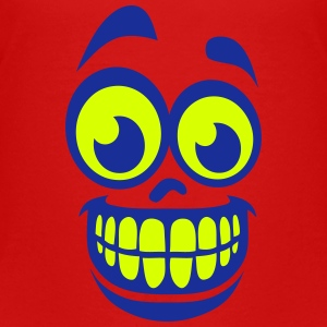 smiley smile teeth Shirts - Kids' Premium T-Shirt