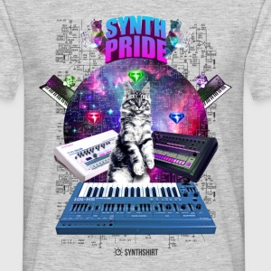 Synth Pride T-Shirts - Men's T-Shirt