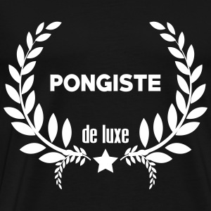 Tennis de table / Pongiste / Ping-pong / Ping pong Tee shirts - T-shirt Premium Homme
