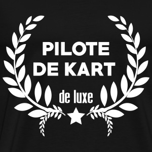 Karting / Kart / Automobile / Sport / Voiture Tee shirts - T-shirt Premium Homme