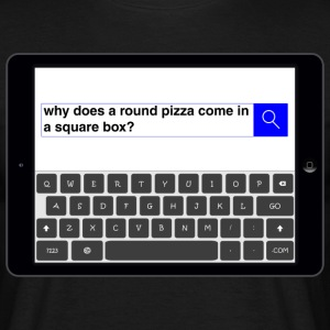 Search - Pizza T-Shirts - Men's T-Shirt