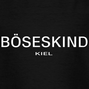 Böses Kind Kiel - Teenager T-Shirt