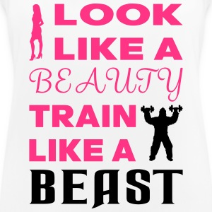 Beauty Beast Tops - Frauen Tank Top atmungsaktiv
