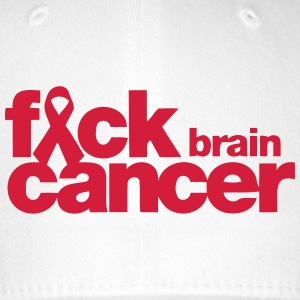FUCK THE BRAIN CANCER! Kepsar & mössor - Flexfit basebollkeps