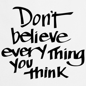 THINK NOT ABOUT WHAT YOU THINK! Esiliinat - Esiliina