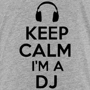 COOL STAY I'M DJ Shirts - Teenage Premium T-Shirt