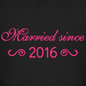 Married since 2016 T-Shirts - Männer Bio-T-Shirt