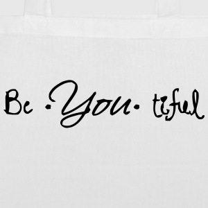 YOU'RE BEAUTIFUL Bags & Backpacks - Tote Bag