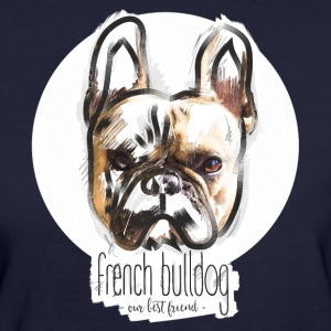 Frenchmade Bully - Frauen Bio-T-Shirts - Frauen Bio-T-Shirt