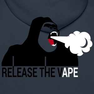 Release the Vape Sweat-shirts - Sweat-shirt à capuche Premium pour hommes