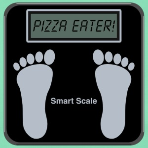Smart Scales - Pizza T-Shirts - Women's T-Shirt