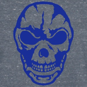 Tribal skull head 15099 T-Shirts - Men's V-Neck T-Shirt