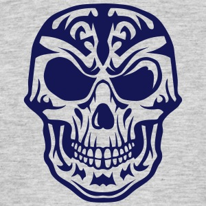 Skull Tribal head death 15095 T-Shirts - Men's T-Shirt