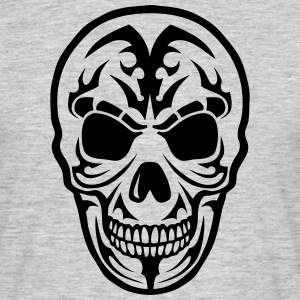 Skull Tribal head death 1509 T-Shirts - Men's T-Shirt