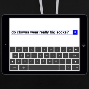 Search - Clowns Hoodies & Sweatshirts - Contrast Colour Hoodie