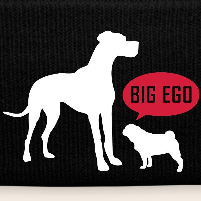 Big Ego Mops Winter Mütze