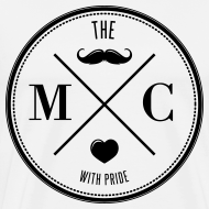 Motiv ~ The Movember Moustache Club with pride T-Shirts