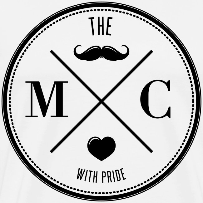 The Movember Moustache Club with pride T-Shirts