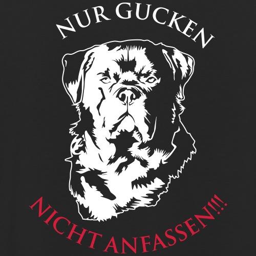 Rottweiler Nur gucken_auf