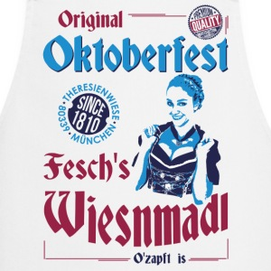 OKTOBERFEST – WIESNMADL  Aprons - Cooking Apron