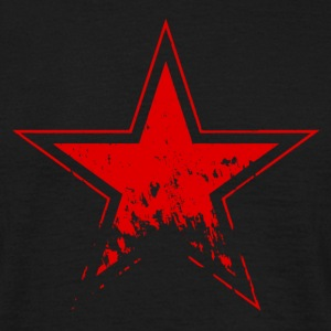Old Red Star Shirt - Männer T-Shirt