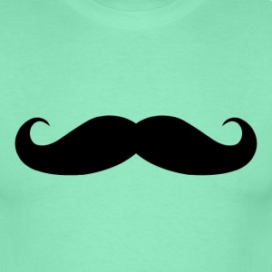 Moustache anglaise Tee shirts - T-shirt Homme