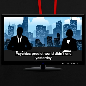 TV news - World Hoodies & Sweatshirts - Contrast Colour Hoodie