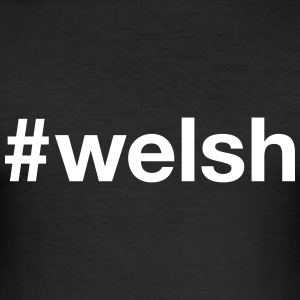 WALES T-shirts - Slim Fit T-shirt herr