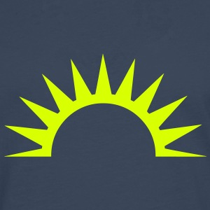 Sun symbol 14 Long sleeve shirts - Men's Premium Longsleeve Shirt
