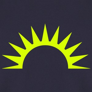 Sun symbol 14 Hoodies & Sweatshirts - Men's Sweatshirt
