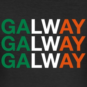 GALWAY T-Shirts - Men's Slim Fit T-Shirt