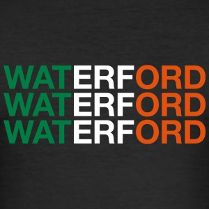 WATERFORD T-Shirts - Men's Slim Fit T-Shirt