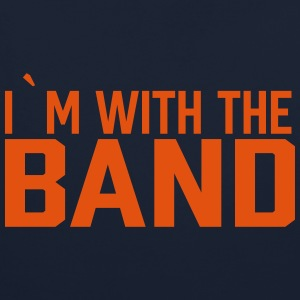 I`m With The Band Pullover & Hoodies - Kontrast-Hoodie