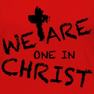 We Are One In Christ Langarmshirts - Frauen Premium Langarmshirt