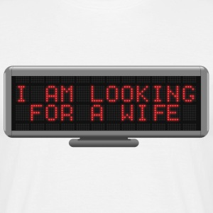 Status - Wife T-Shirts - Men's T-Shirt