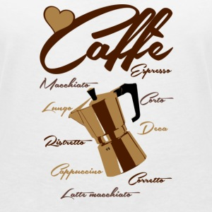 COFEE T-Shirts - Women's V-Neck T-Shirt